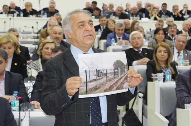 İzmir Büyükşehir Meclisinde Kültürpark tartışması