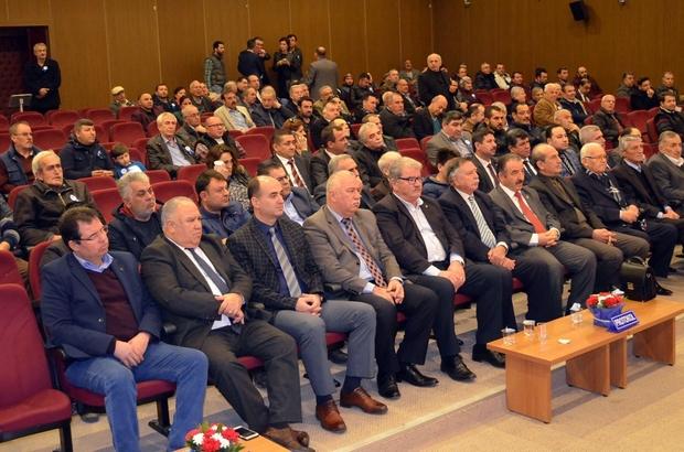 Didim EKK'nın 2016 genel kurulu yapıldı