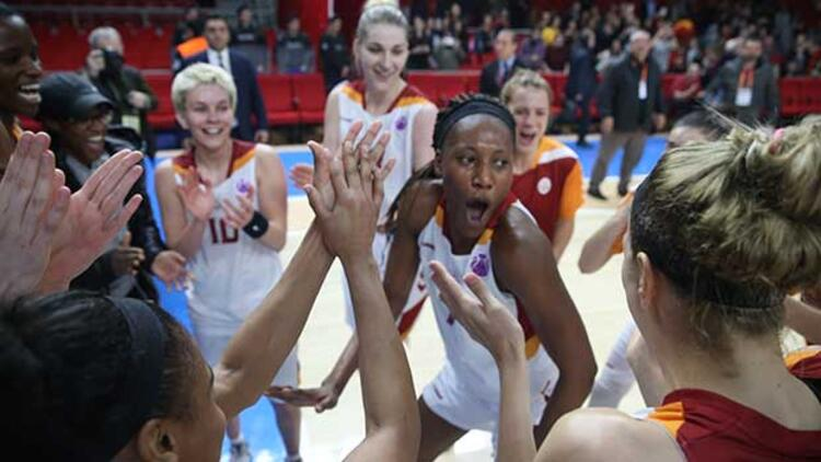 Galatasaray: 82 – Good Angels: 66