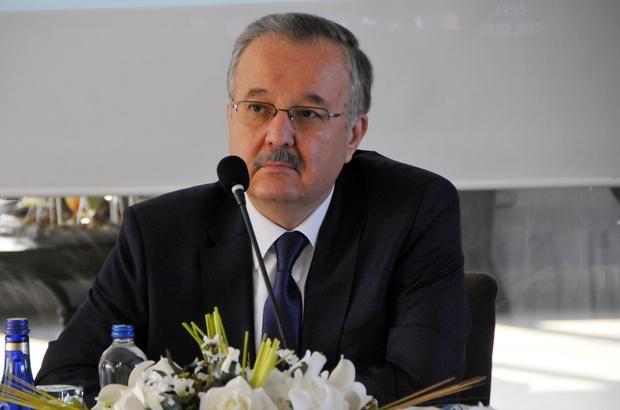 Vali Özdemir otel işletmecileri ile toplantı yaptı