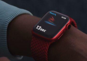 Apple saat kan oksijen monitörü sağlıklı yaşam için',' bir ilaç değil